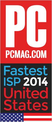 PCMag Fastest ISP 2014