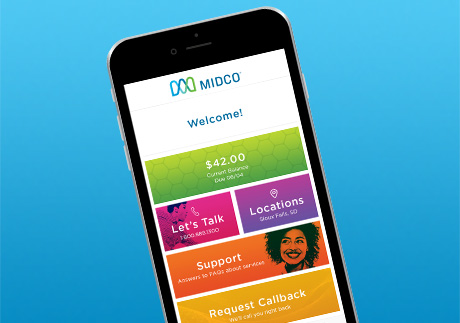 Midco My Account App